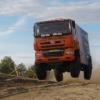 Dakar team Holland steunt Against Cancer