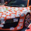 Wensen komen uit met Streetgasm wensenauto