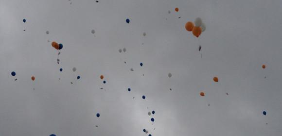 Circuitdag 2013 Balonnenwedstrijd