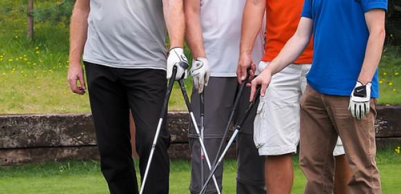 Golf Against Cancer op 23 september 2015