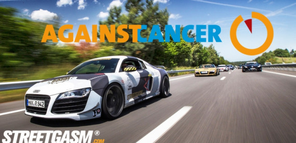 Streetgasm partner van Against Cancer
