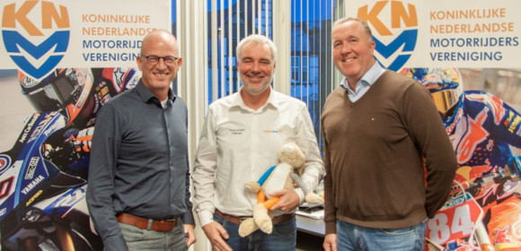 KNMV verbindt zich aan Against Cancer